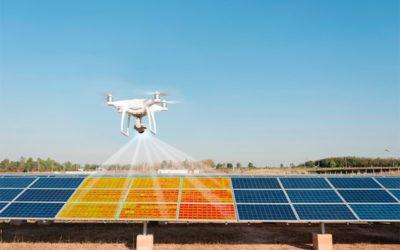 Termografía con drones- DataDron S.L.