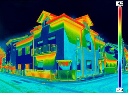 casa termografia servicios Datadron
