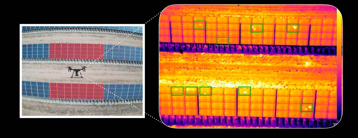 Curso de inspecciones fotovoltaicas con drones Datadron